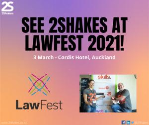 2Shakes February Update 2021 - Lawfest